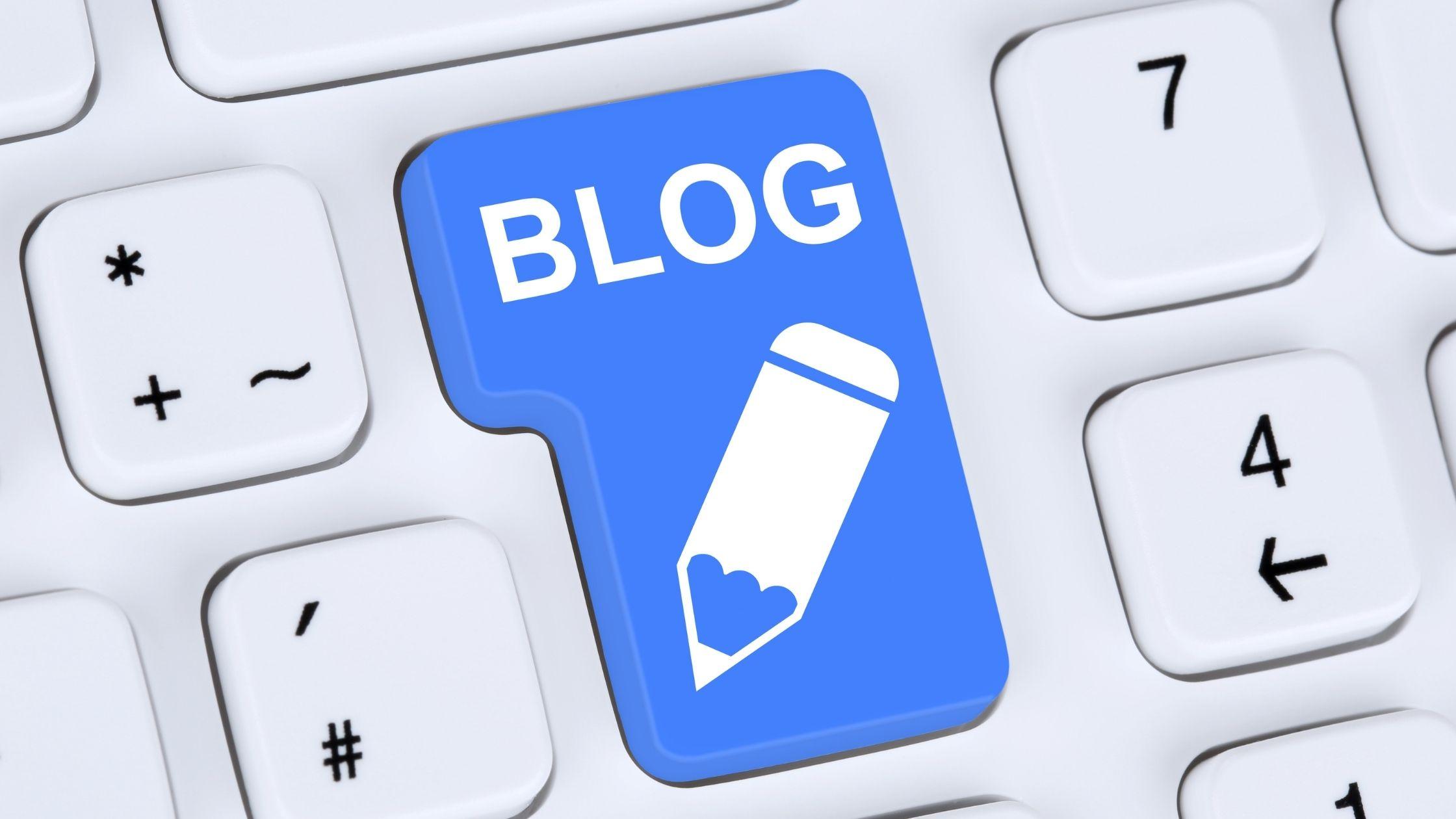blogs laten schrijven